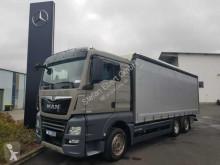 Camion MAN TGX 26.420 LL 6x2 Pritsche/Schiebeplane AHK savoyarde occasion