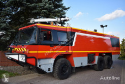 Sides VMA CS Fire Truck Crashtender Airport used other trucks