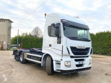 Iveco Cursor IVECO 260 E46 SCARRABILE 11 BALESTRATO ant. truck used hook arm system