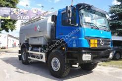 Camion Mercedes 4x4 AXOR 1829 Tankwagen 6200 Liter Blatt citerne occasion