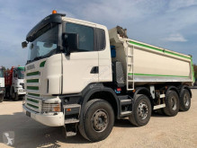 Camion Scania R500 benne occasion