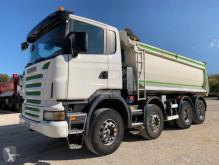 Camion benne Scania R500