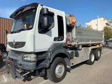 Camion tri-benne Renault Kerax kerax 460 6x4/4