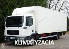 Camión furgón MAN TGL 12.180 euro 5 kontener winda poduszki