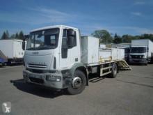 Camion porte engins Iveco Eurocargo 160 E 22 K tector