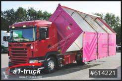 Camion benne Scania G 480 / 2 Seitenkipper, Kompressor