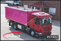 Scania Camion G 480 / 2 Seitenkipper, Kompressor