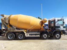 Камион бетон миксер Renault Kerax 370.32