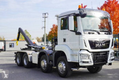 Camion MAN TGS 35.460 polybenne occasion