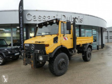 Unimog U1650 truck used three-way side tipper