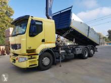 Camion benne Renault Premium 450
