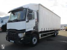 Renault tautliner truck Gamme C 380