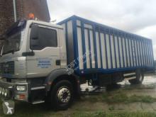 Camión remolque ganadero para ganado bovino MAN TGM 18.330