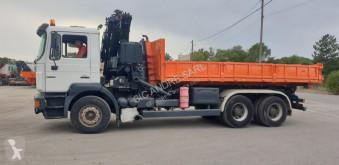 Камион мултилифт с кука MAN 27.403