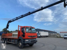 Камион платформа стандартен Renault Kerax 410 DXI