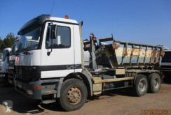 Камион мултилифт с кука Mercedes Actros 3331