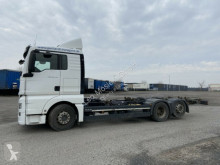 MAN TGX 26.440 LL Jumbo, Multiwechsler 3 Achs BDF W truck used chassis