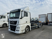 MAN chassis truck TGX 26.460 LL Jumbo, Multiwechsler 3 Achs BDF W