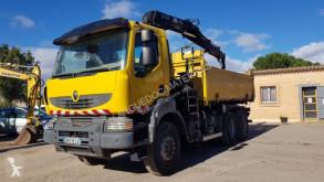 Renault skip truck Kerax 370 DXI