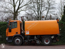 Iveco washer truck Eurocargo