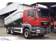 Camión MAN TGS volquete usado