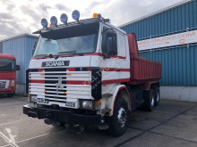 Camion Scania R 143 benne occasion