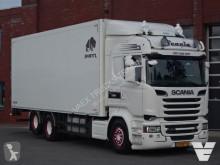 Scania mono temperature refrigerated truck R 580