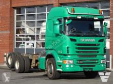 Камион шаси Scania R 500
