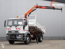 Iveco flatbed truck Eurocargo