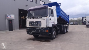 Camion MAN 26.414 benne occasion