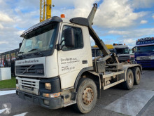 Volvo FM12 truck used hook lift