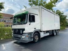Mercedes Actros 2541 L 6x2 Koffer ADR 1Hand D-Fzg. LBW truck used box