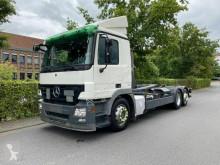 Camion dublu Mercedes Actros 2541 6x2 MEILLER RK20.70 Abrollkipper