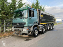 Camión Mercedes ACTROS 5044 K 10x4 HYVA KIPPER volquete usado