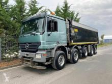 Camion Mercedes ACTROS 5044 K 10x4 HYVA KIPPER Standklima ribaltabile usato