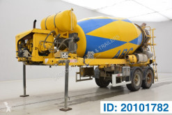 Concrete mixer concrete semi-trailer Mixer 10 M³ *