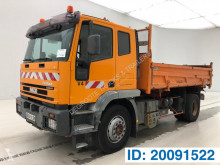 Camion Iveco Eurotech bi-benne occasion