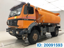 Camión Mercedes SK 2038 cisterna usado