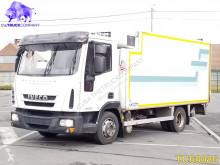 Teherautó Iveco Eurocargo használt egyhőmérsékletes hűtőkocsi