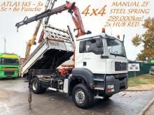 MAN tipper truck TGA 18.320