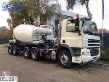 Concrete mixer truck Mixer Manual, Liebherr 10 M3 Concrete / Beton mixer, 10000 Liter