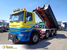 Ginaf X 4243 TS + Manual + PTO + Kipper truck used tipper