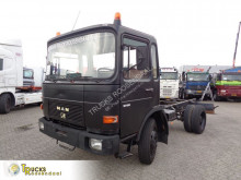 Camion polybenne MAN 12.170 S + Manual + Pto