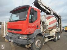 Camion béton toupie / Malaxeur Renault Kerax 370 DCI