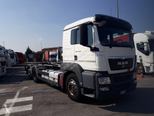 Camion polybenne MAN TGS
