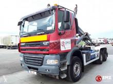 Camión portacontenedores DAF CF 410