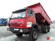 Steyr 32S 31 truck used tipper
