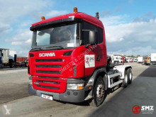 Scania R 420 truck used container