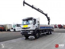 Renault Kerax 410 DXI truck used flatbed