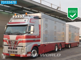 Volvo cattle trailer truck FH